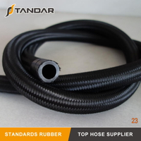 High Pressure PVC Fiber Nylon Braided Gas Hose