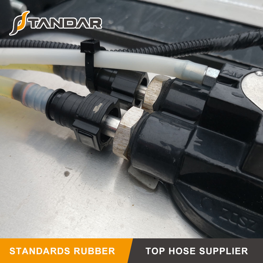 7.89 High Pressure Automotive Fuel Line Quick Connector