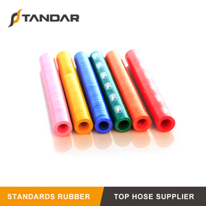 High Pressure Flexible Meter Straight Automotive Silicone Hose