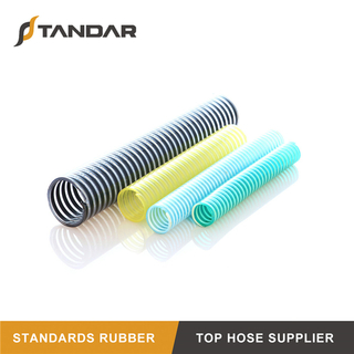 PVC Sprial Helix Hose Used for Vacuum Cleaner