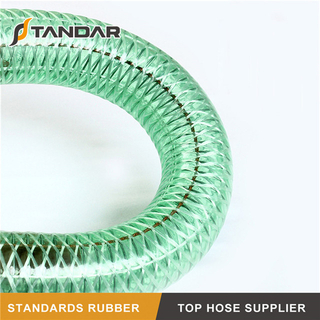 PVC Anti-Static Spiral Steel Wire Reinforced Hose