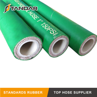 Industrial 200PSI UHMWPE Chemical Transfer Rubber Hose