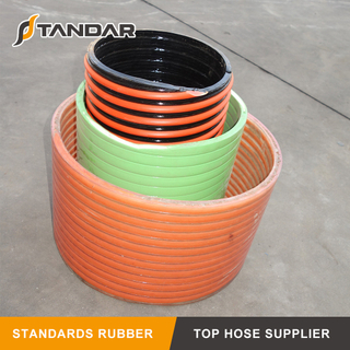 Flexible Plastic PVC Spiral Helix Suction Hose