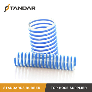 Pressure Flexible PVC Helix Suction and Delivery Hose