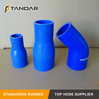 Flexible high Pressure Straight custom Reducer soft Automotive Silicone radiator Hose