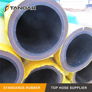 High Pressure Flexible Hydraulic Industrial Rubber Drilling Hose