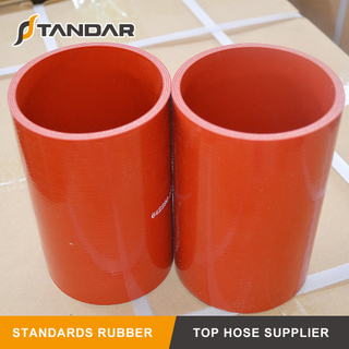 high Temperature Flexible Straight Coupler Silicone Hose