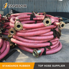Large Diameter steel Wire Braided flexible Rubber propane LPG gas Hose