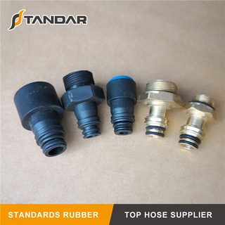Pneumatic Air Coupling for Commercial Vehicle
