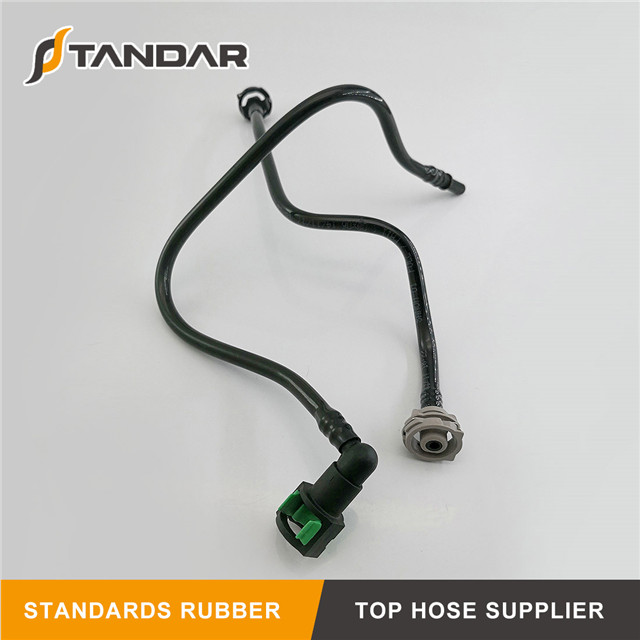 High Pressure Fuel Line Automobile Quick Connector