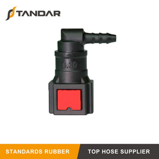 SAE J2044 SCR Tube Quick Connector for Volvo Truck