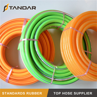 Yellow Flexible High Pressure PVC Spray Hose