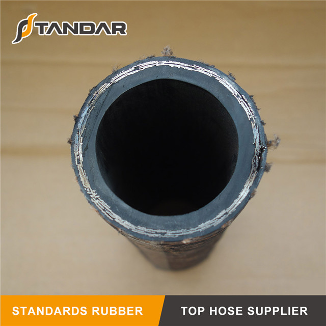 Flexible Oil Resistant Hydraulic Rubber Fuel Hose