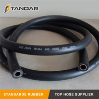 High Pressure Flexible Hydraulic Industrial Rubber A/C Hose
