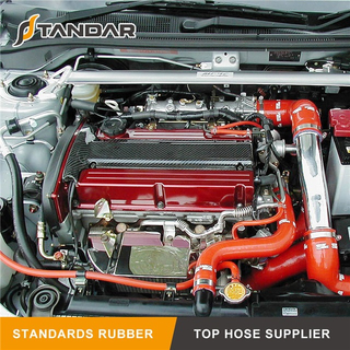 Automotive Silicone water Hose for engine system