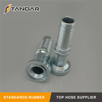 High Pressure reusable jic sae Metric Rotary Hydraulic line Fittings