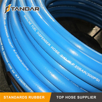 High Pressure Steel Wire Braided Hydraulic oil resistant Rubber Gasoline Hose