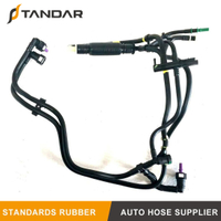 Diesel Fuel Line Hose Harness 1574W2 for 1.6 HDI Citroen Peugeot C4 307