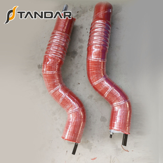 Custom Silicone Radiator Hose For Automotive Engine