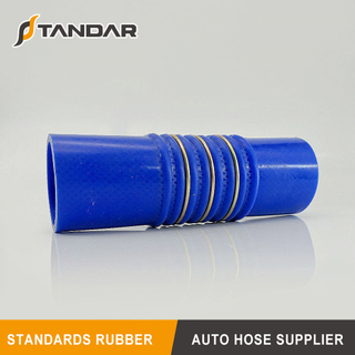 high Temperature intercooler Silicone Coolant Hose for Truck