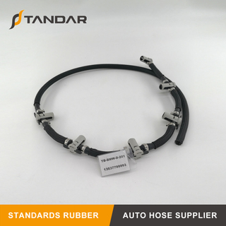 Overflow Leak Off Fuel Return Hose for BMW TOURING 13537799993
