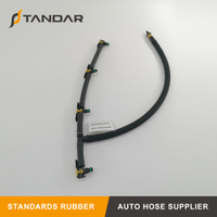 03L130235AE Injector Fuel Return Line For Audi Q5 A4 A5 A6 Seat