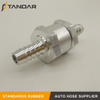 8MM Aluminum Fuel Line Non Return one way Check Valve