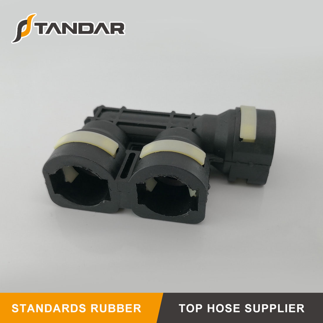 F Type Plastic Raufoss Air Coupling For Braking System