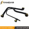 Engine Exhaust Crankcase Breather Pipes 1192W0 For Peugeot 206 207 307 308 Citroen C2 C3 P1.6 16V