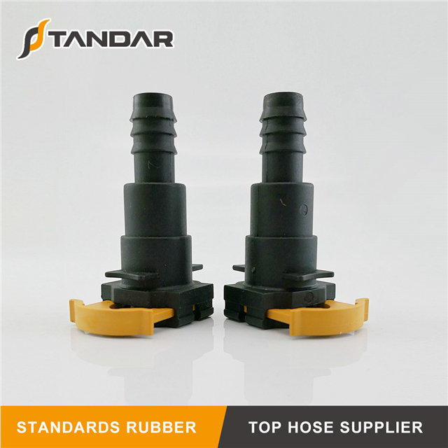Plastic Quick Connector Used For Fuel Pipe
