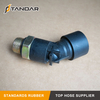 Pneumatic Quick Connect Push-to-Connect Fittings for Scania/Volvo/Renault Air Brake System